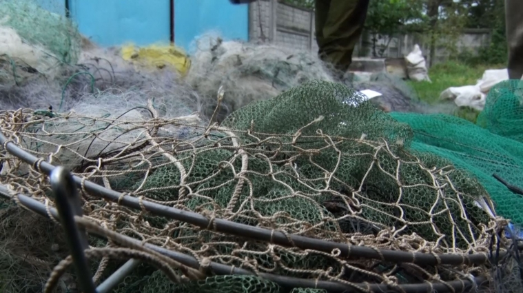Житомирський рибоохоронний патруль  звітує про роботу