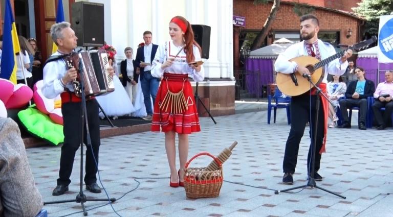 Мистецько-патріотичний фестиваль відбувся у Житомирі