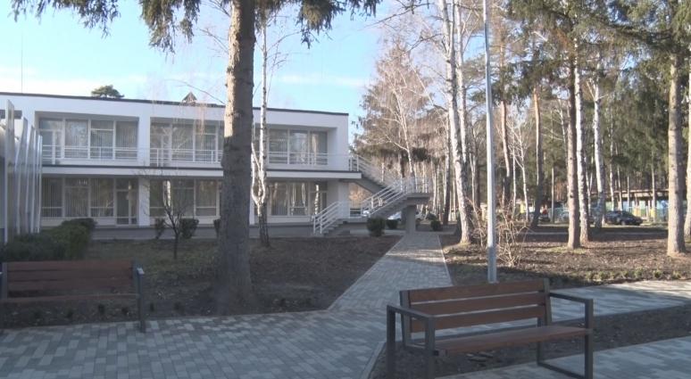 На Житомирщині відкрили Центр вертебрології та реабілітації учасників АТО