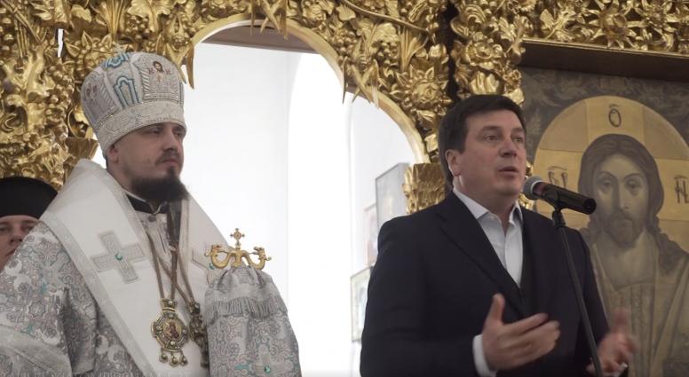 Геннадій Зубко привітав житомирян із Різдвом Христовим