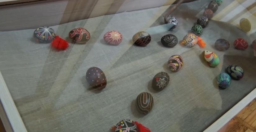 У краєзнавчому музеї  відкрили виставку стародавніх писанок