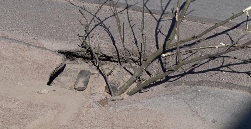 Хроніки ремонтів доріг в Житомирі