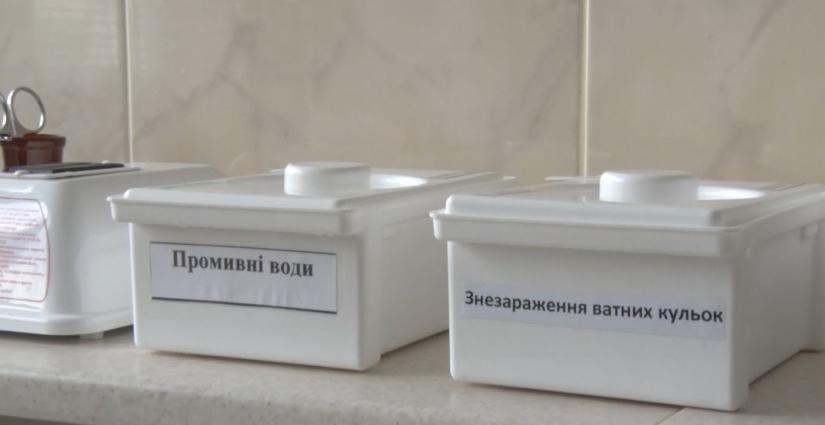 Журналістам показали терапевтичне відділення обласної лікарні для чорнобильців
