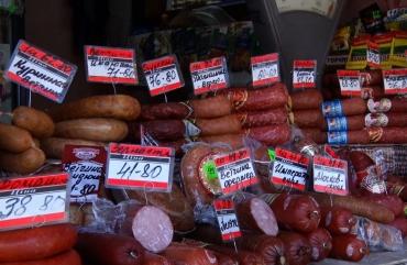 Ціни на ринку: овочі дешевші, решта – стабільно дорого