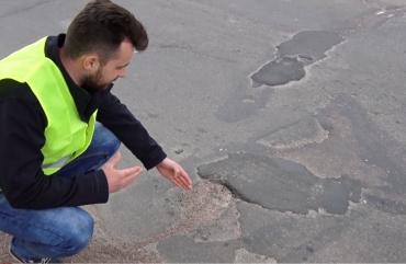 Хроніки ремонтів доріг в Житомирі: вулиця Корольова