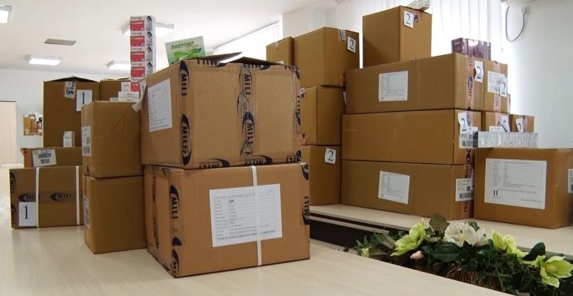 Благодійний фонд «ФАРМВАРТА» вже вп'яте передали медикаменти житомирським лікарням