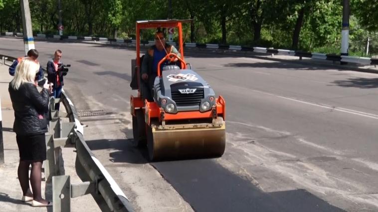 У Житомирі відбувся брифінг керівника управління автомобільних шляхів Сергія Янушевича