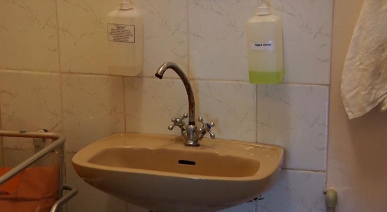 У Житомирі дві лікарні мають перебої з водопостачанням