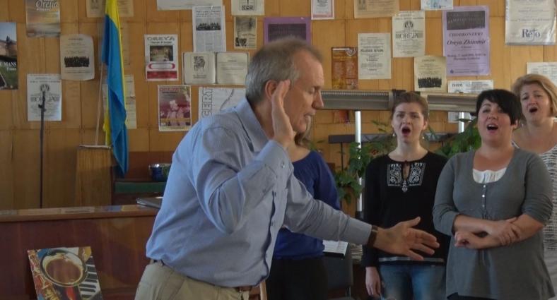 Академічна хорова капела «Орея» сподівається на покращення репетиційних умов