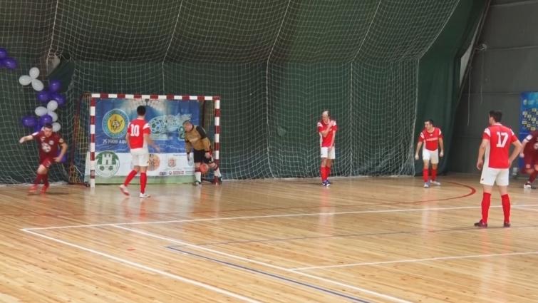Відбулися заключні матчі першого кола Відкритого Чемпіонату з футзалу м. Житомира