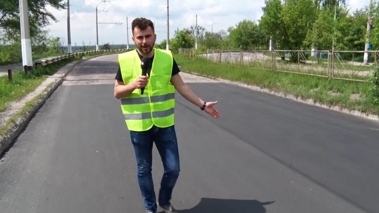 Хроніки ремонтів доріг в Житомирі: мікрорайон Маликова