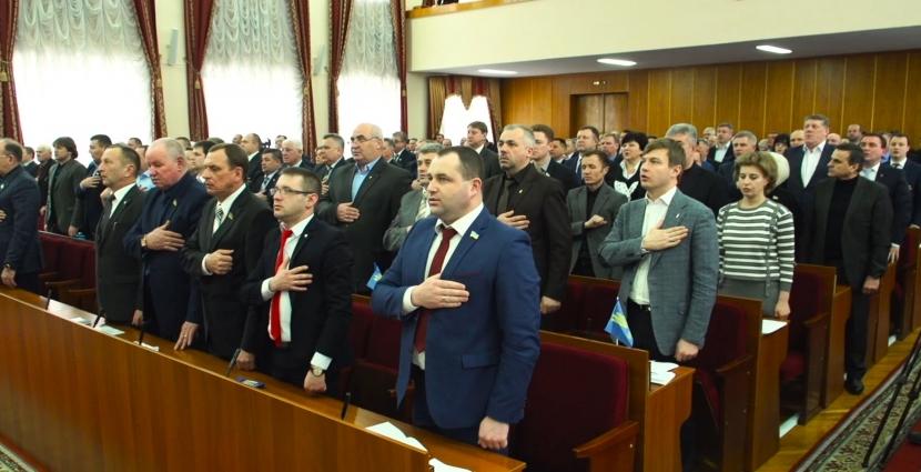 Підсумки сесії Житомирської обласної ради