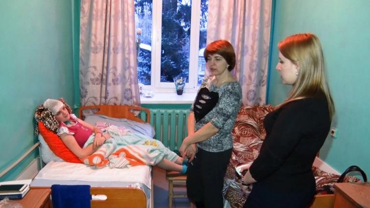 Потрібні гроші на реабілітацію Вікторії Шилюк