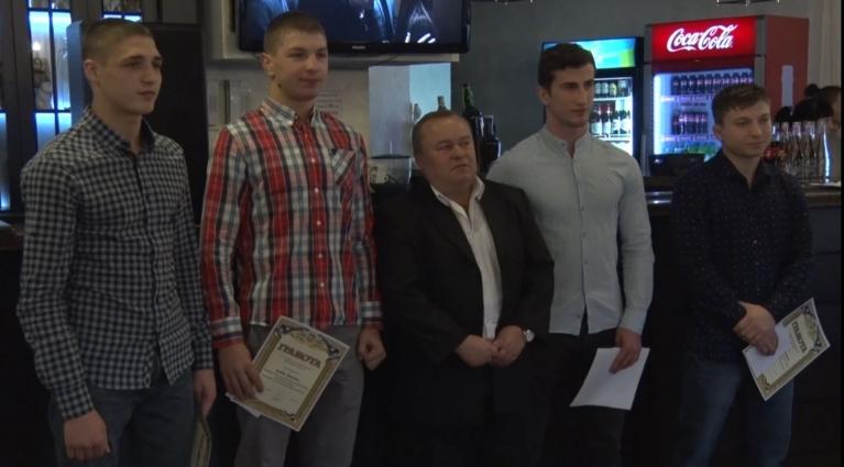 В Асоціації спортивної боротьби Житомирської області підбили підсумки року