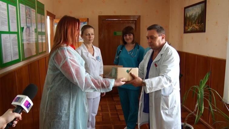 Благодійний фонд «Від серця до серця» вкотре допоміг закупити обладнання у обласну дитячу лікарню