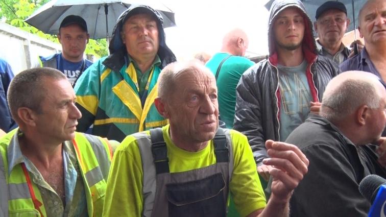 У Житомирі страйкують робітники водоканалу