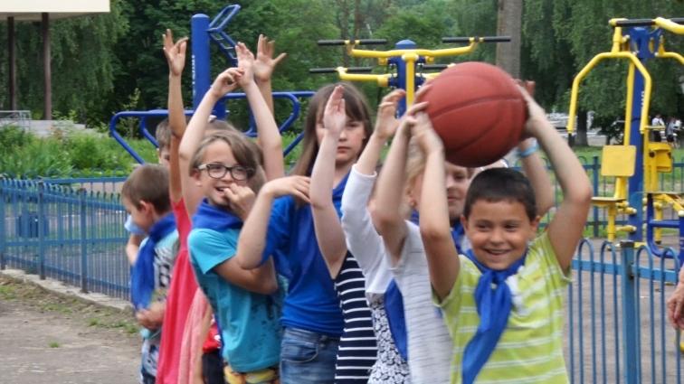 У житомирських школах відкрили зміну таборів
