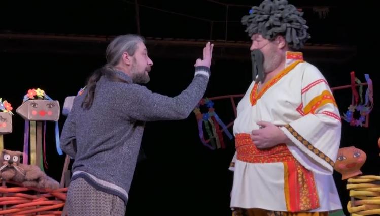 Міжнародний день театру у Житомирі відсвяткують прем'єрою комедії