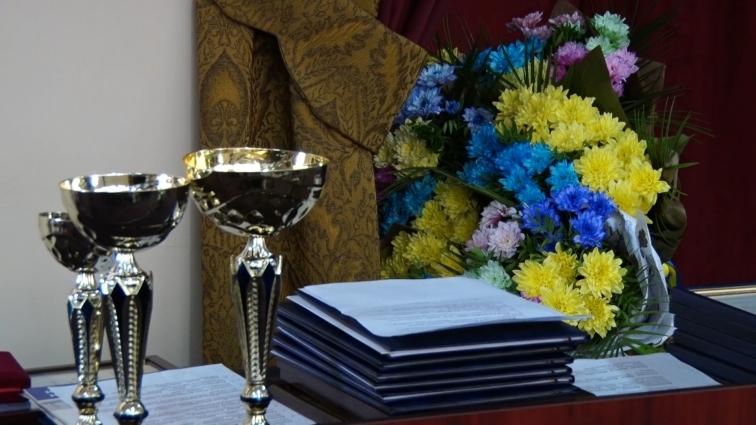 З нагоди професійного свята медики отримали нагороди