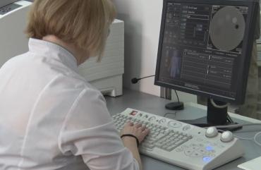 Новий бюджетний томограф запрацював у Житомирській райлікарні