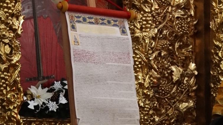 Петро Порошенко привіз Томос в Житомир