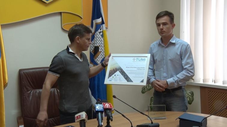 Житомир переміг і заробив гроші для реалізації транспортного проекту