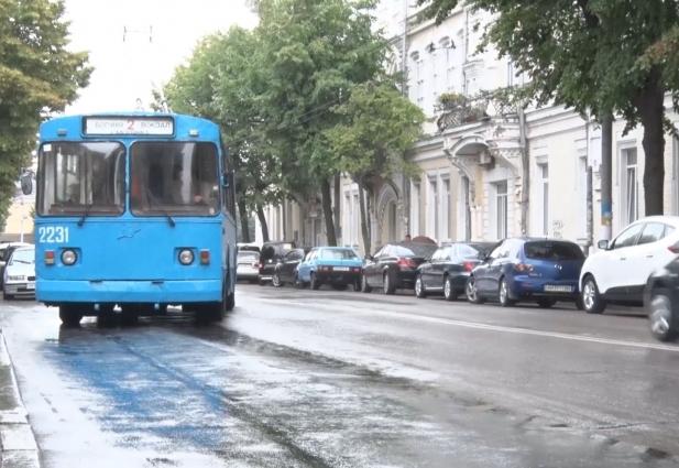 Виконком не підтримав подорожчання вартості проїзду в електротранспорті Житомира