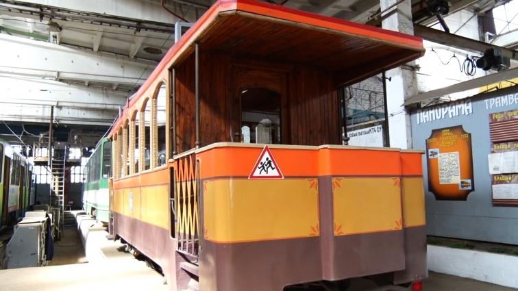 У Житомирі на лінії загорівся тролейбус