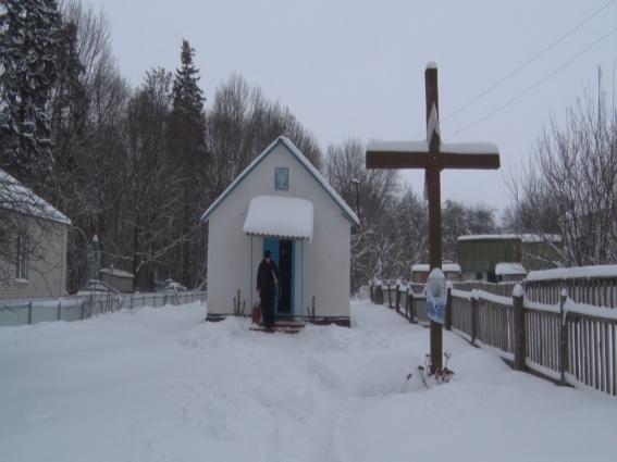 У селі Волиця Андрушівського району священик перейшов в ПЦУ, в церкві й далі правлять служителі УПЦ МП