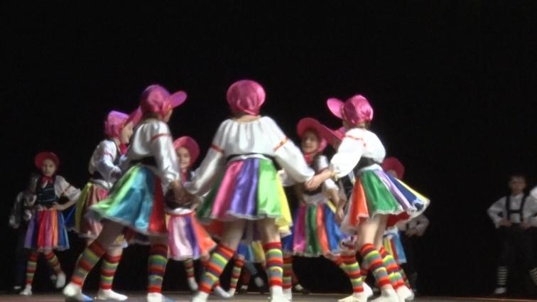 Фестиваль-конкурс «У ритмі танцю» відкрили в Житомирі