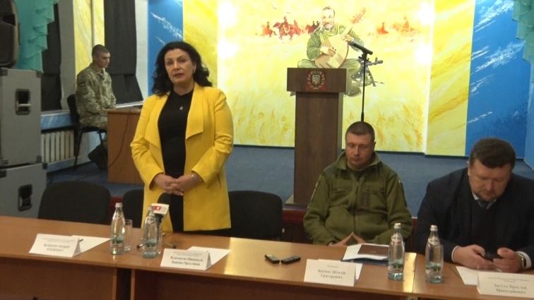 Обговорення євроінтеграції з військовими