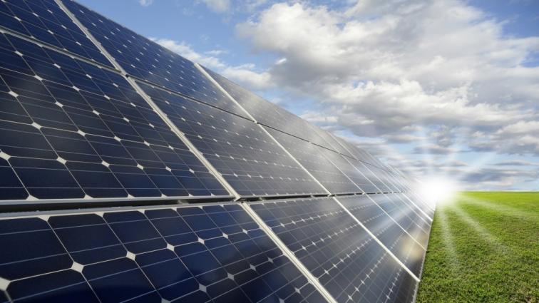 Перша домашня сонячна електростанція в Радомишлі