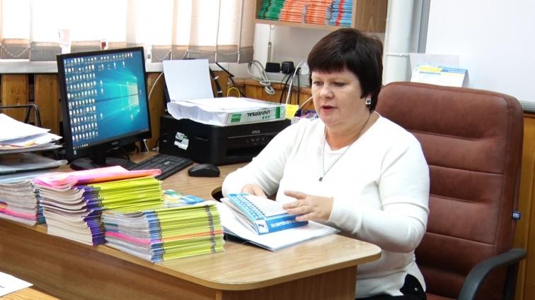 Житомирська вчителька – про свою професію та творчий шлях