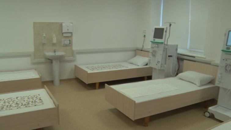 У Житомирі відкрили відділення гемодіалізу
