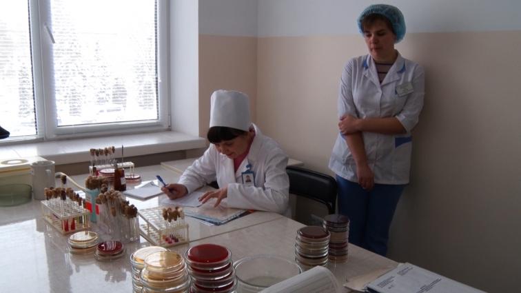 У обласній клінічній лікарні Житомира відкрили діагностичну лабораторію та науково-практичний центр