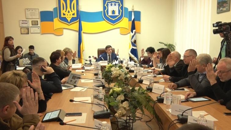 На  засіданні міськвиконкому звітували комунальні підприємства