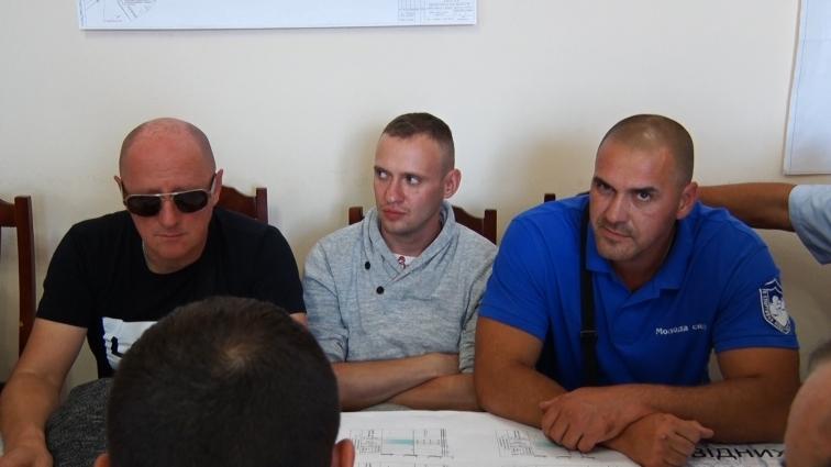 Активісти вимагали зупинити роботу малої ГЕС у Житомирі