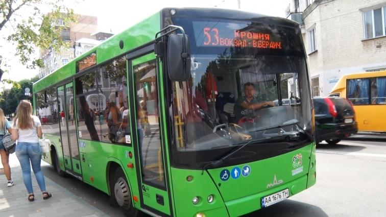 У Житомирському ТТУ запрошують на роботу водіїв на очікувані  нові автобуси