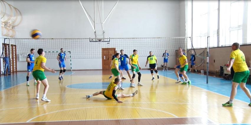 ВК «Чуднів» став чемпіоном Житомирської області з волейболу серед чоловічих команд