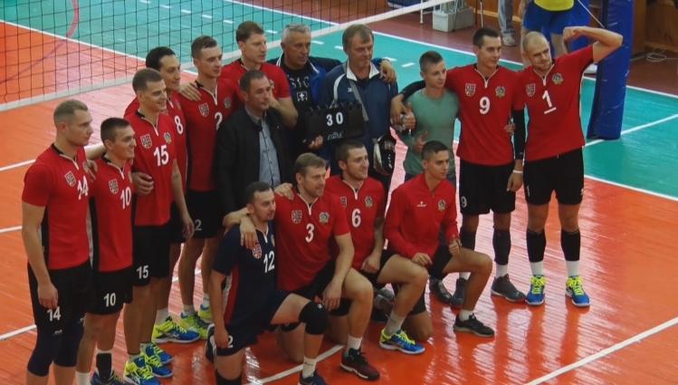 Житомиряни зі 100-відсотковим результатом стартували у Кубку України з волейболу