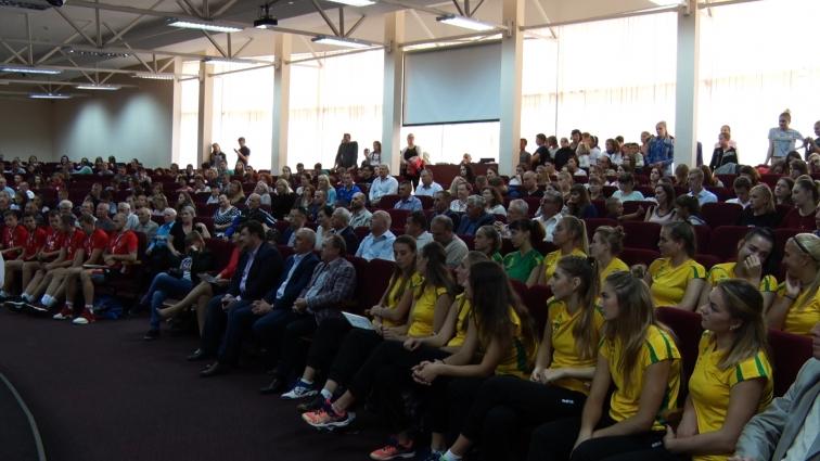Волейбольні команди Житомирщини гратимуть у Вищій лізі