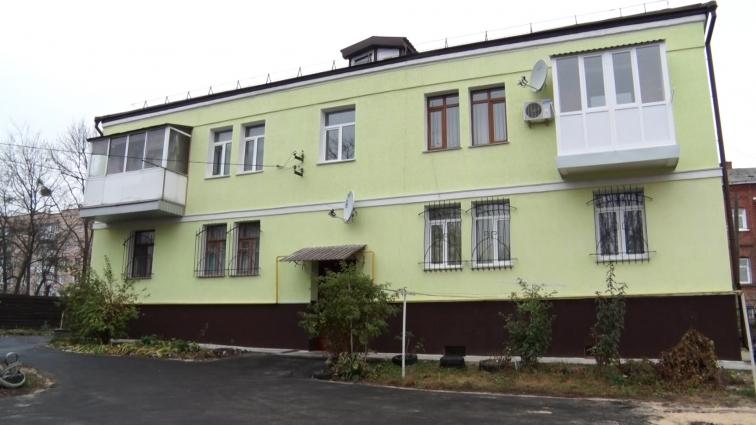 Будинок у Житомирі, який тріснув рік тому, капітально відремонтували
