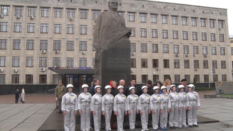 У Житомирі відзначили Всесвітній день космонавтики