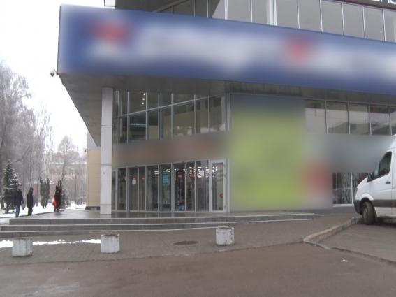 Пожежні системи в торговому центрі контролює приватна фірма