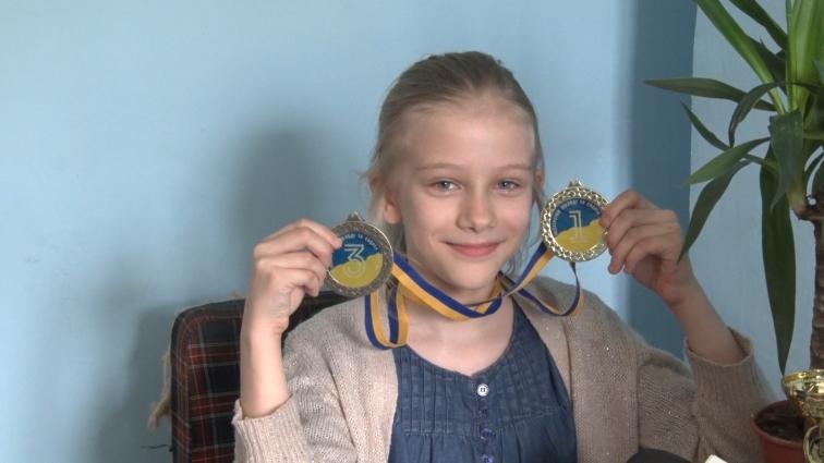 10-річна житомирянка стала чемпіонкою України з шахів