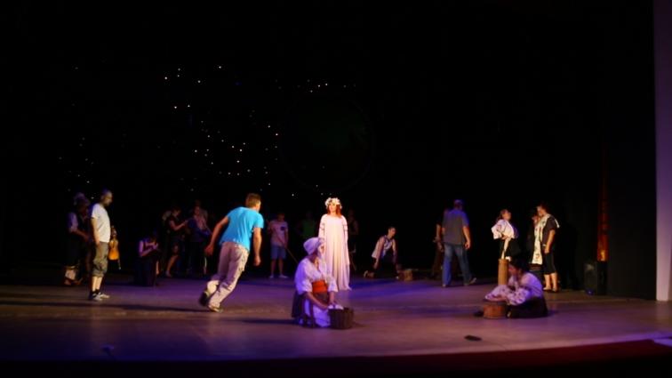 У Житомирському академічному музично-драматичному театрі імені Івана Кочерги закрили 74 театральний сезон