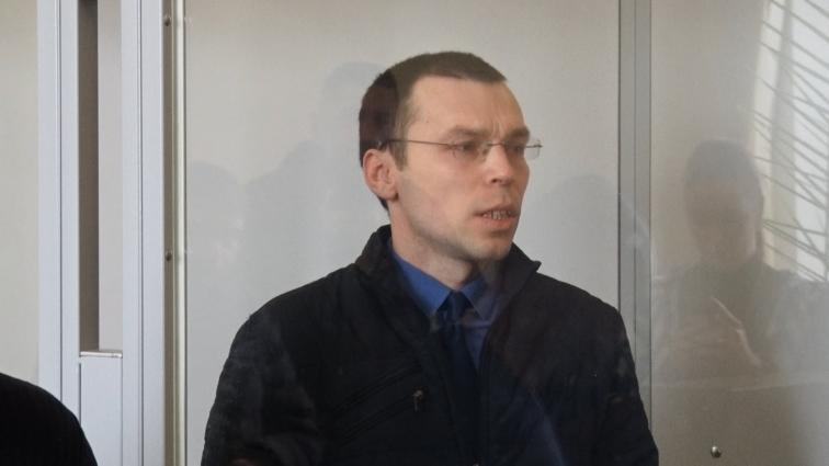 Суд подовжив тримання підсудного блогера Муравицького під вартою