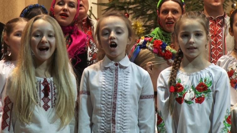 Діти учасників АТО записали привітальне відео із Новорічними святами для військовослужбовців