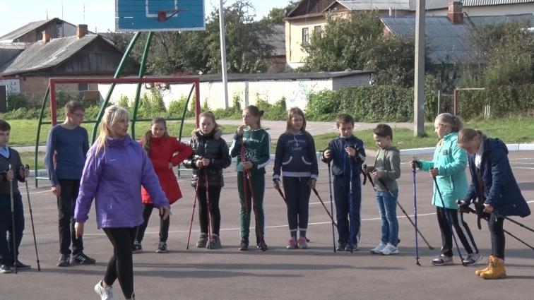 6 жовтня у Житомирі відбудуться змагання зі скандинавської ходьби