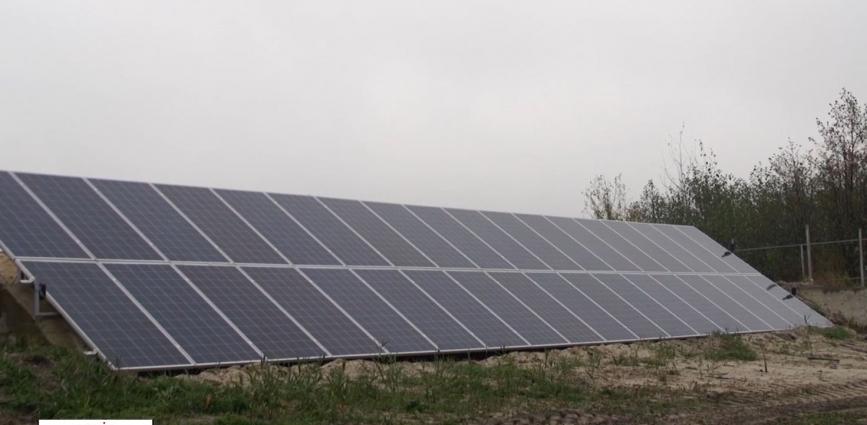 Станції з вироблення «зеленої» енергетики будують в Україні